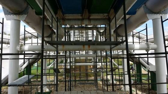 Empresa de Andaime Tubular Aluguel em Mairiporã - Andaime Tubular com Plataforma