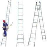 aluguel de escada extensiva 7 metros em Sumaré