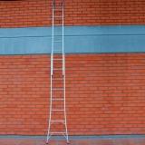 escada extensiva galvanizada Taboão