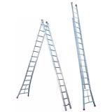 escada extensiva alumínio 7 metros